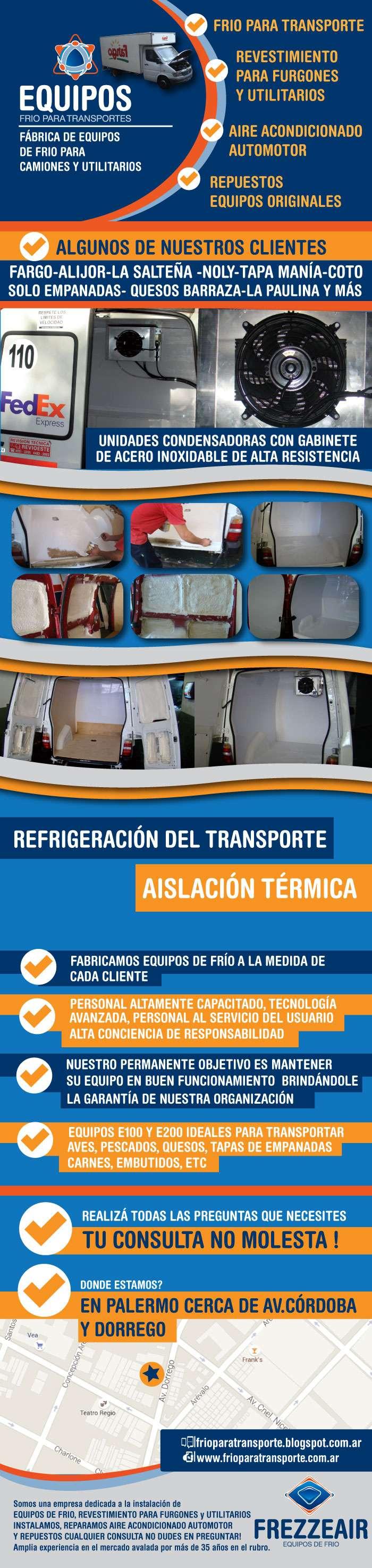 repuestos de Equipos de aire acondicionado automotor
