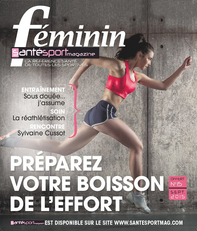 Féminin Santé Sport 15 - sep/oct/nov 2015