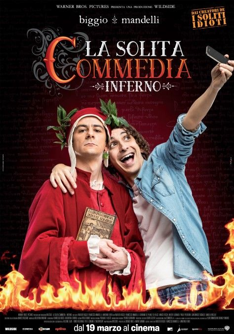 La Solita Commedia - Inferno (2015) DVD5 Custom ITA - DDN