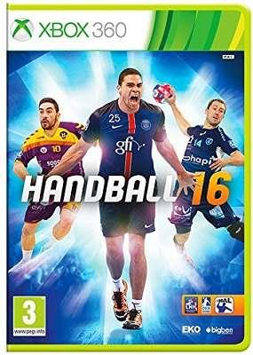 [XBOX360] Handball 16 (2015) - ENG