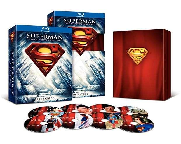 The Superman Motion Picture Anthology (1978-2006) avi BDRip ITA AC3