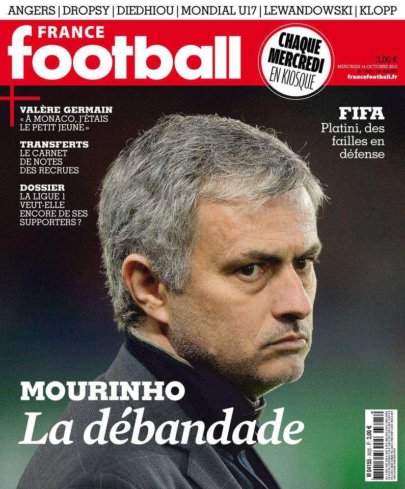 France Football - Mercredi 14 Octobre 2015