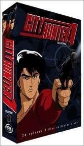 City Hunter 1° Stagione (1987) 8 DVD9 Copia 1:1 ITA JAP
