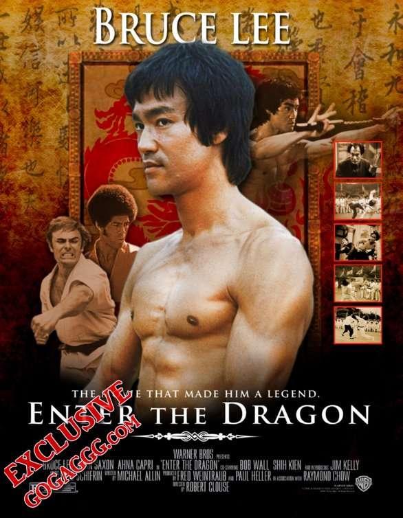 დრაკონის გამოსვლა | Enter the Dragon (ქართულად)