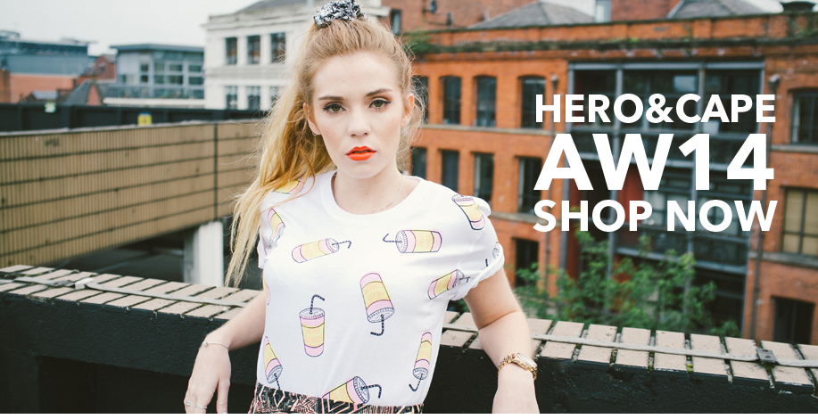 Hero&Cape AW14 Collection