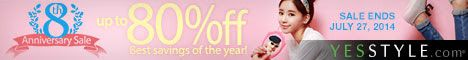 8th Anniversary Women Fashion Sale 80% off