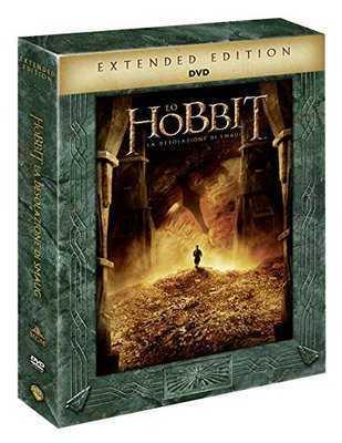 Lo Hobbit - La Desolazione Di Smaug (2013) [EXTENDED EDITION] 2 DVD9 Copia 1:1 Multi Ita