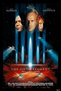 Beşinci Element - The Fifth Element - 1997 Türkçe Dublaj BRRip indir