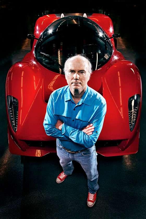 James Glickenhaus Ferrari P4/5