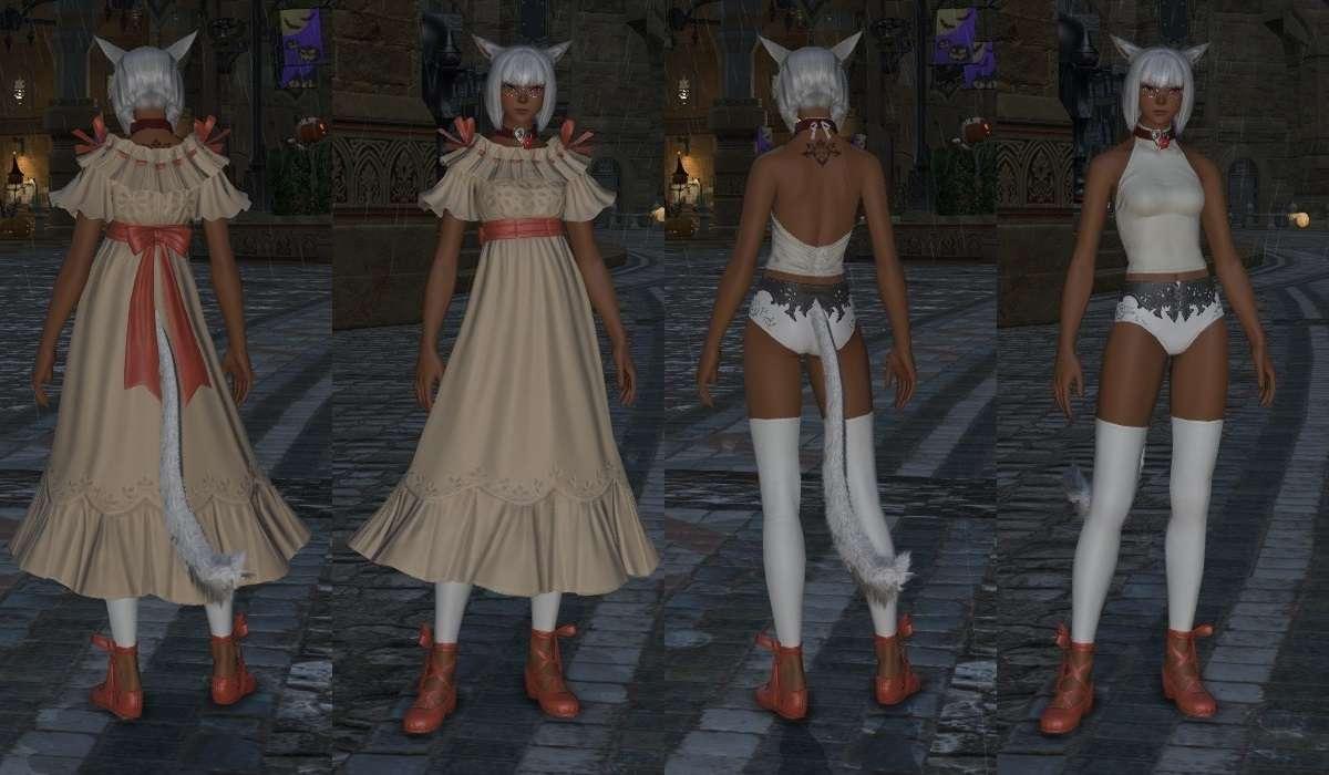 Ffxiv Spring Dress Shoes