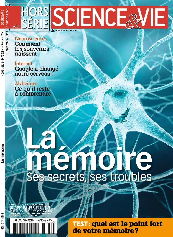 Science & Vie Hors-Série 268 - Septembre 2014