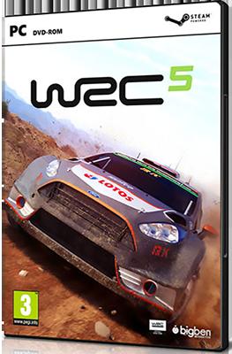 [PC] WRC 5 FIA World Rally Championship - Update v1.0.2 (2015) - FULL ITA