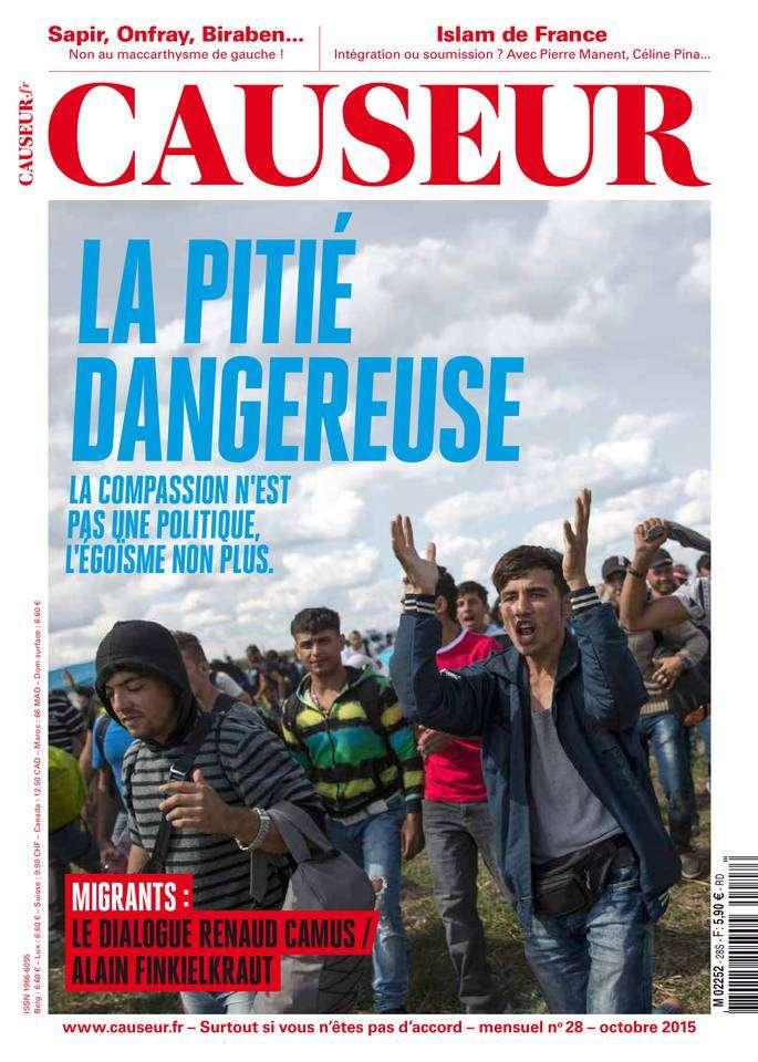Causeur 28 - Octobre 2015