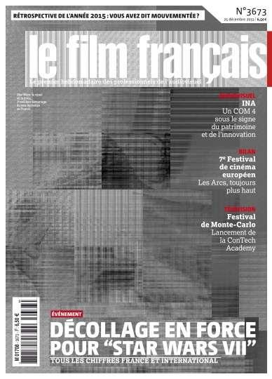 Le Film Français - 25 Décembre 2015