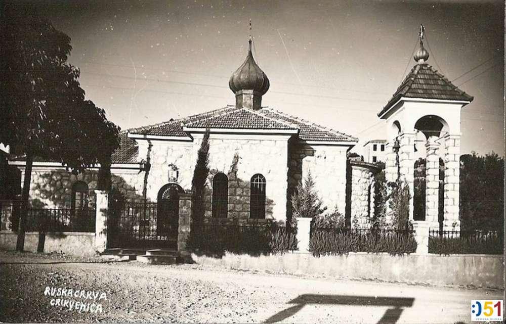 Ruska pravoslavna crkva u Crikvenici