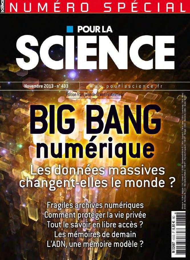 Pour La Science 433 - Big Bang numérique