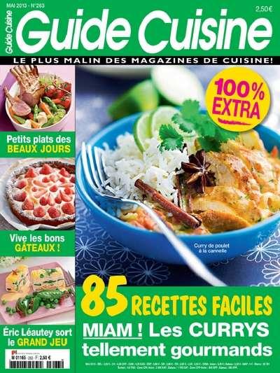 Guide Cuisine 263 - Mai 2013