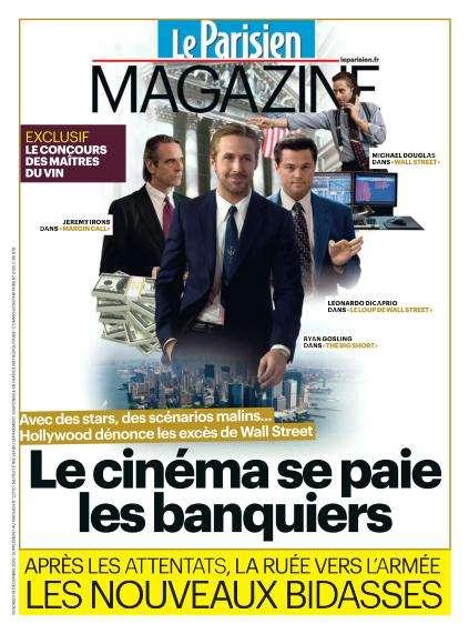Le Parisien Magazine - 18 Décembre 2015
