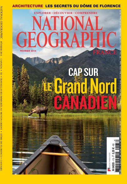 National Geographic 173 - Cap sur Le Grand Nord Canadien