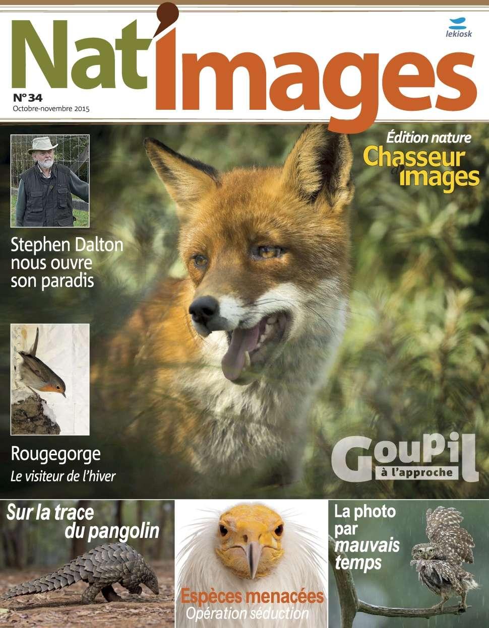 Nat'Images 34 - Octobre/Novembre 2015