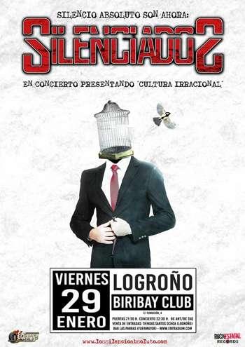 Silenciados en Logroño