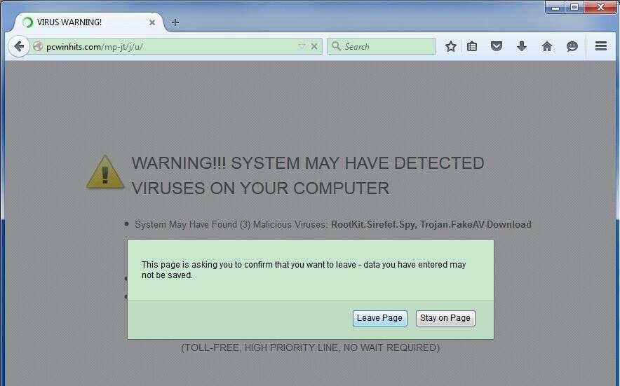 Remove pcwinhits.com