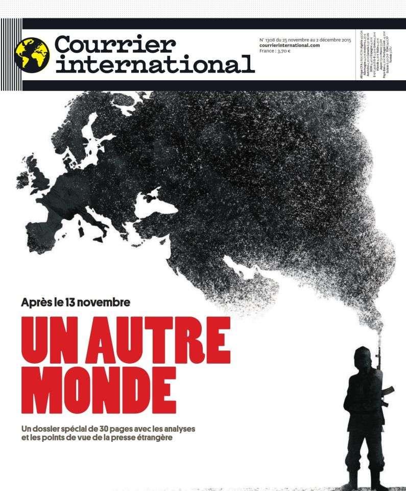 Courrier International 1308 - 25 Novembre au 2 Décembre 2015