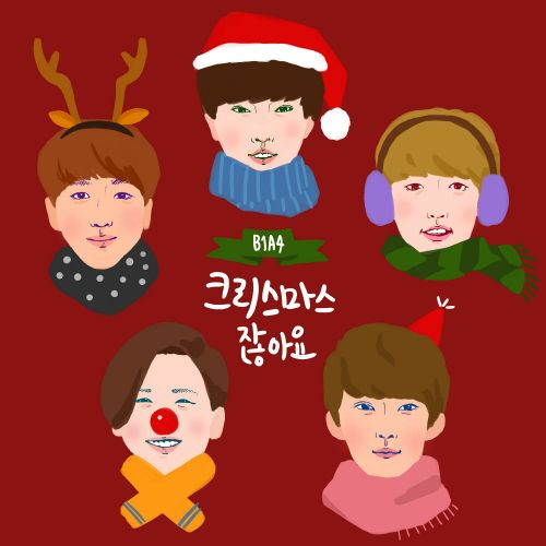B1A4 – It's Christmas Time K2Ost free mp3 download korean song kpop kdrama ost lyric 320 kbps