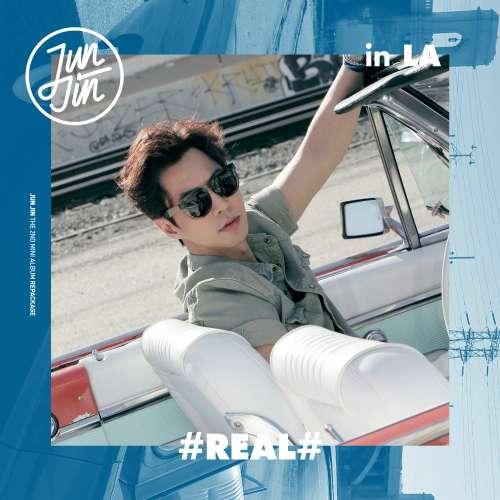 Jun Jin (Shinhwa) – #REAL# in LA – Love My Life K2Ost free mp3 download korean song kpop kdrama ost lyric 320 kbps