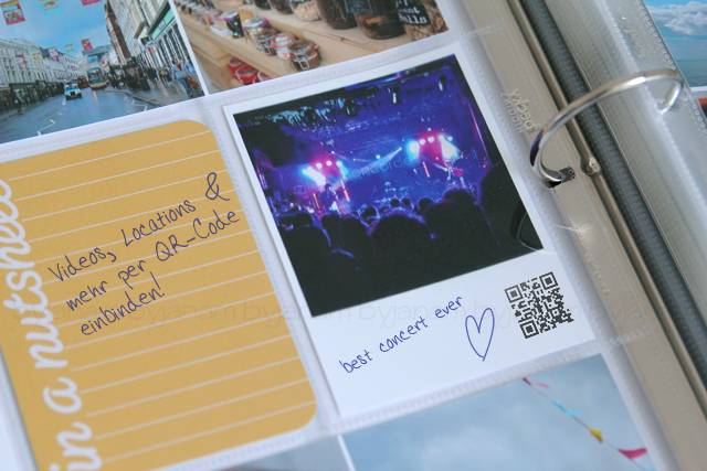 Project-Life Videos per QR-Codes einbinden