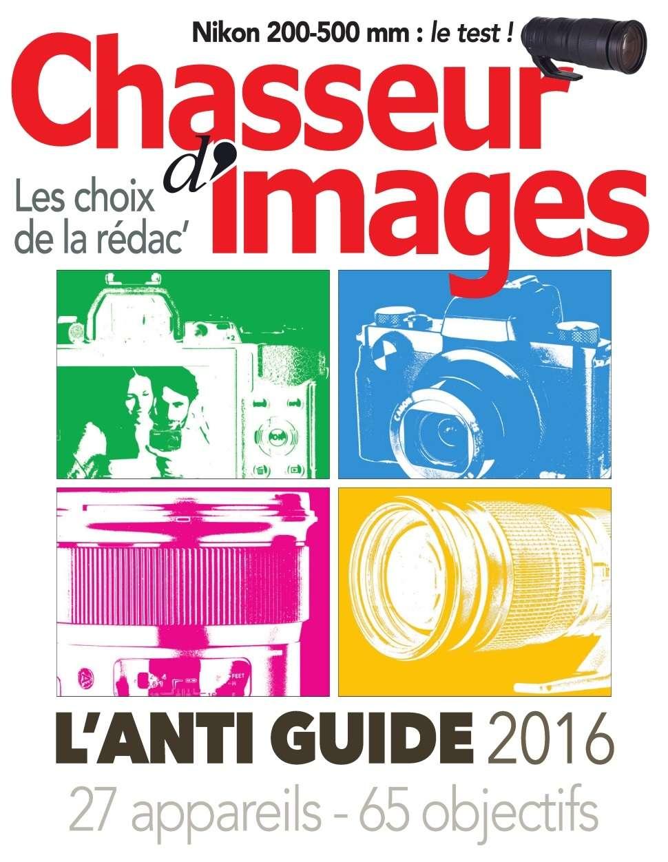 Chasseur d'Images 379 - Décembre 2015