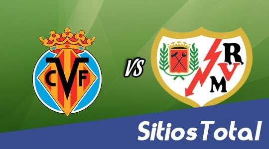 Villarreal vs Rayo Vallecano en Vivo - Liga BBVA 2014-2015