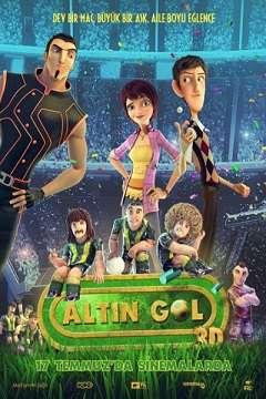 Altın Gol - 2013 Türkçe Dublaj BRRip indir