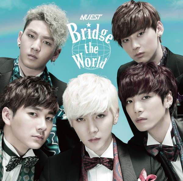 NU'EST – Bridge the World (Japanese Single) K2Ost free mp3 download korean song kpop kdrama ost lyric 320 kbps