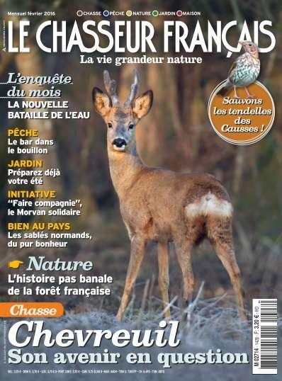 Le Chasseur français - Février 2016