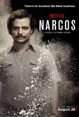 Narcos – S01E04 – The Palace in Flames