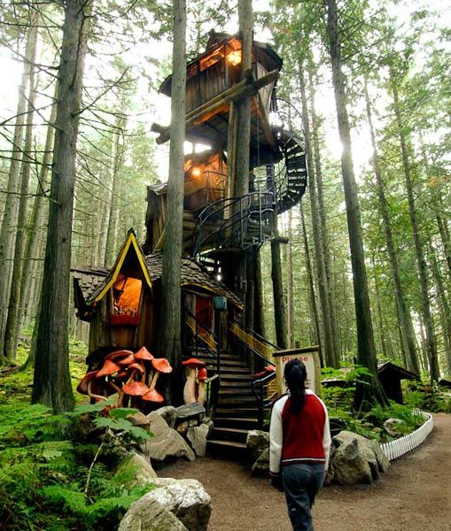 The Enchanted Forest (Revelstoke/ Canada)