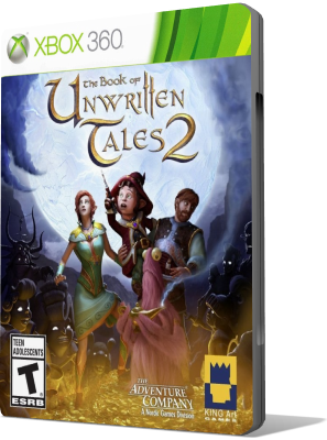 [XBOX360] The Book of Unwritten Tales 2 (JTAG/RGH)(2015) - SUB ITA