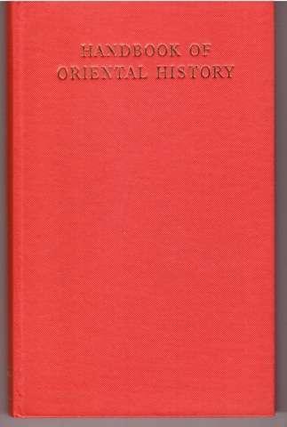 Handbook of Oriental History
