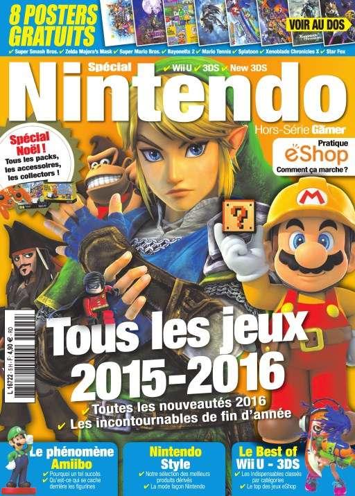 Jeux Video News Hors-Série 5 - Tous les jeux 2015-2016