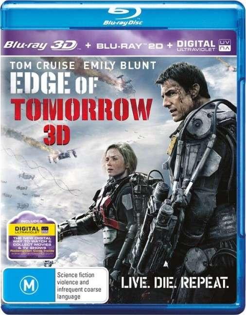 Edge of Tomorrow (2014) MKV 3D Half-SBS DTS ENG AC3 ITA - DDN