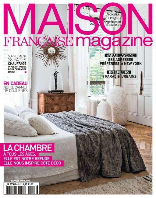Maison Française magazine 15 - Septembre 2015
