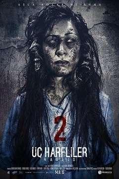 Üç Harfliler 2: Hablis - 2015 (Yerli Film) MKV indir