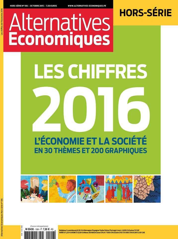 Alternatives Économiques Hors-Série 106 - Octobre 2015