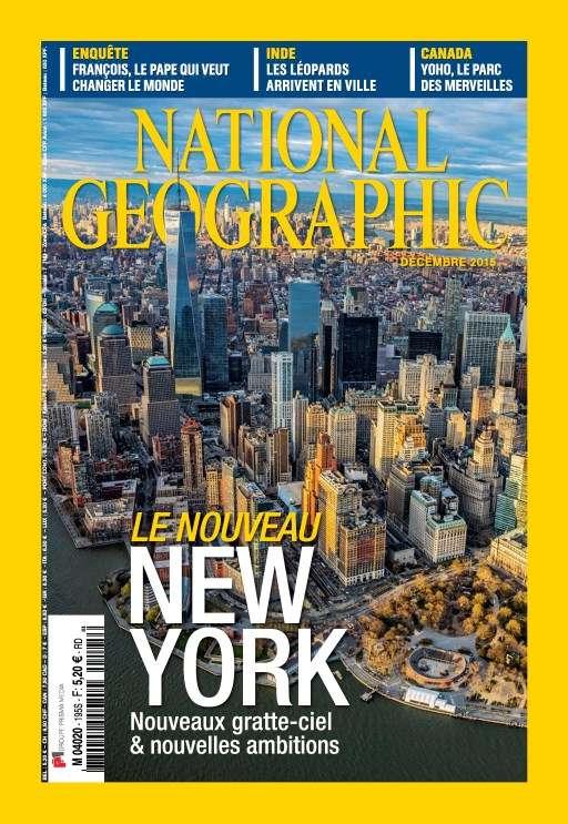 National Geographic 195 - Décembre 2015