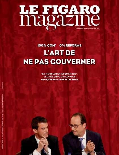 Le Figaro Magazine - 15 Janvier 2016