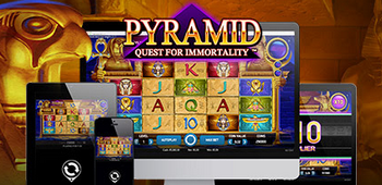 Pyramid Quest for immortality premiere free spins