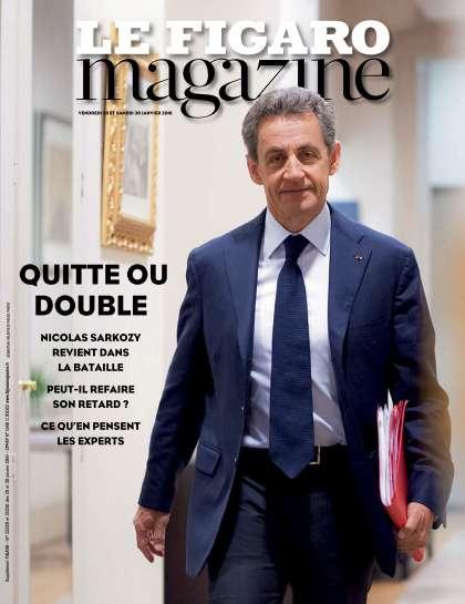 Le Figaro Magazine - 29 Janvier 2016