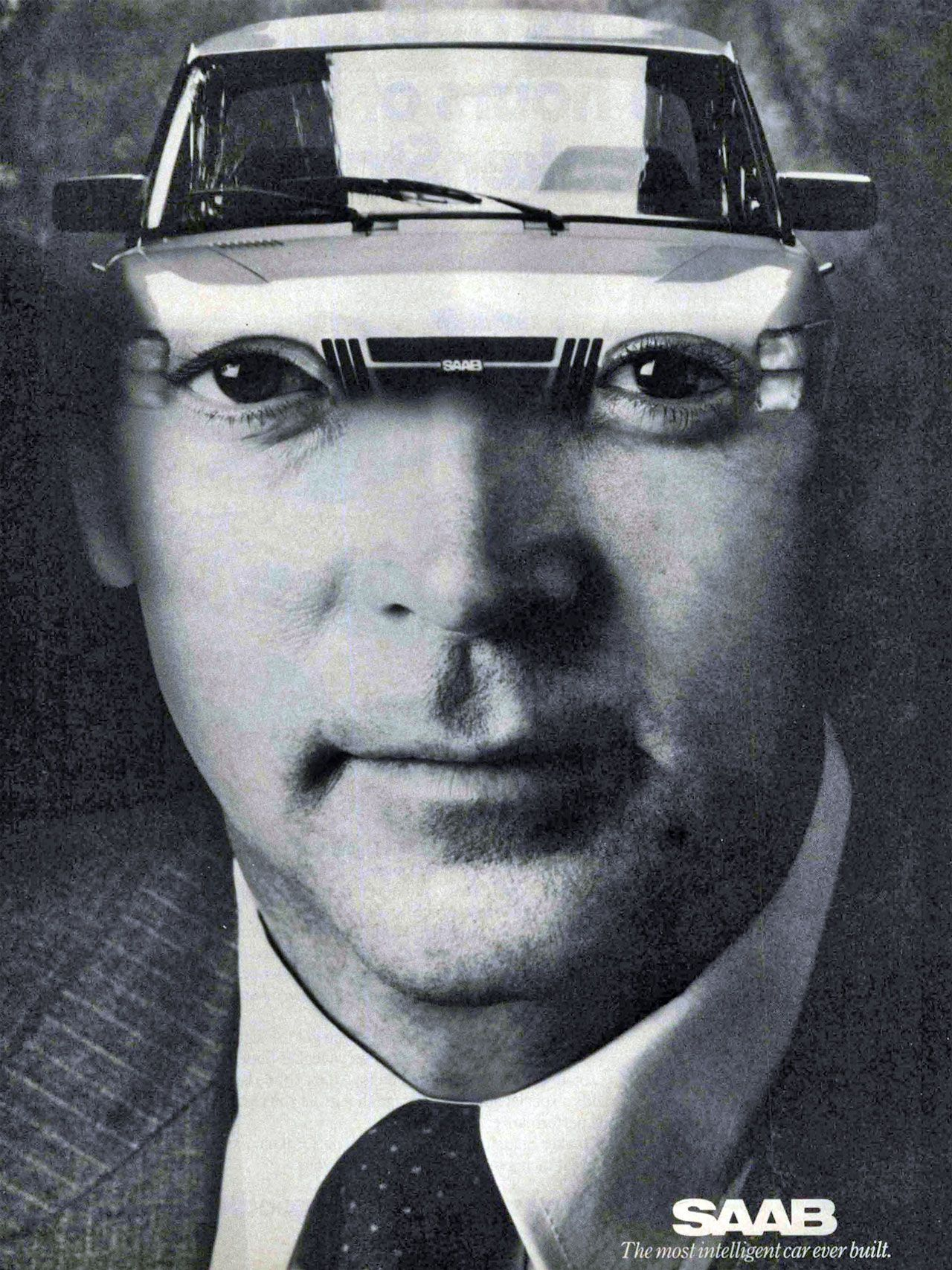 SAAB. The most intelligent car ever built.