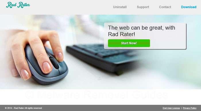 Удалить Rad Räter Объявления